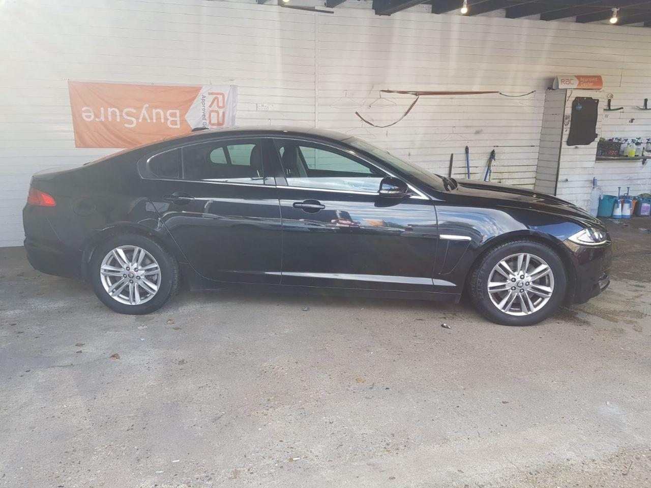 2011 Jaguar XF 2.2d Luxury 4dr Auto