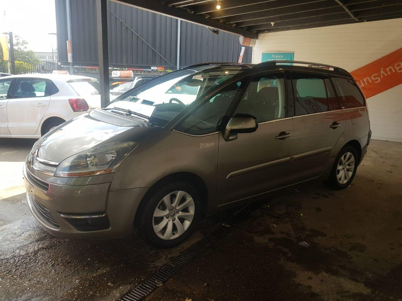2007 Citroen C4 Grand Picasso 1.6HDi 16V Exclusive 5dr EGS