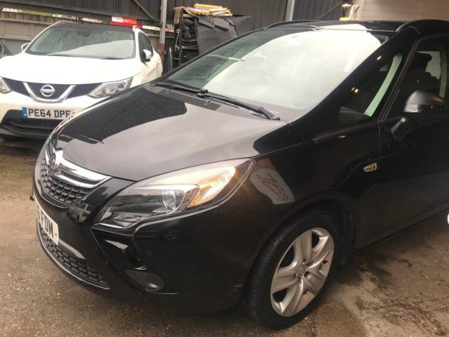 2016 Vauxhall Zafira 1.4T Exclusiv 5dr Auto
