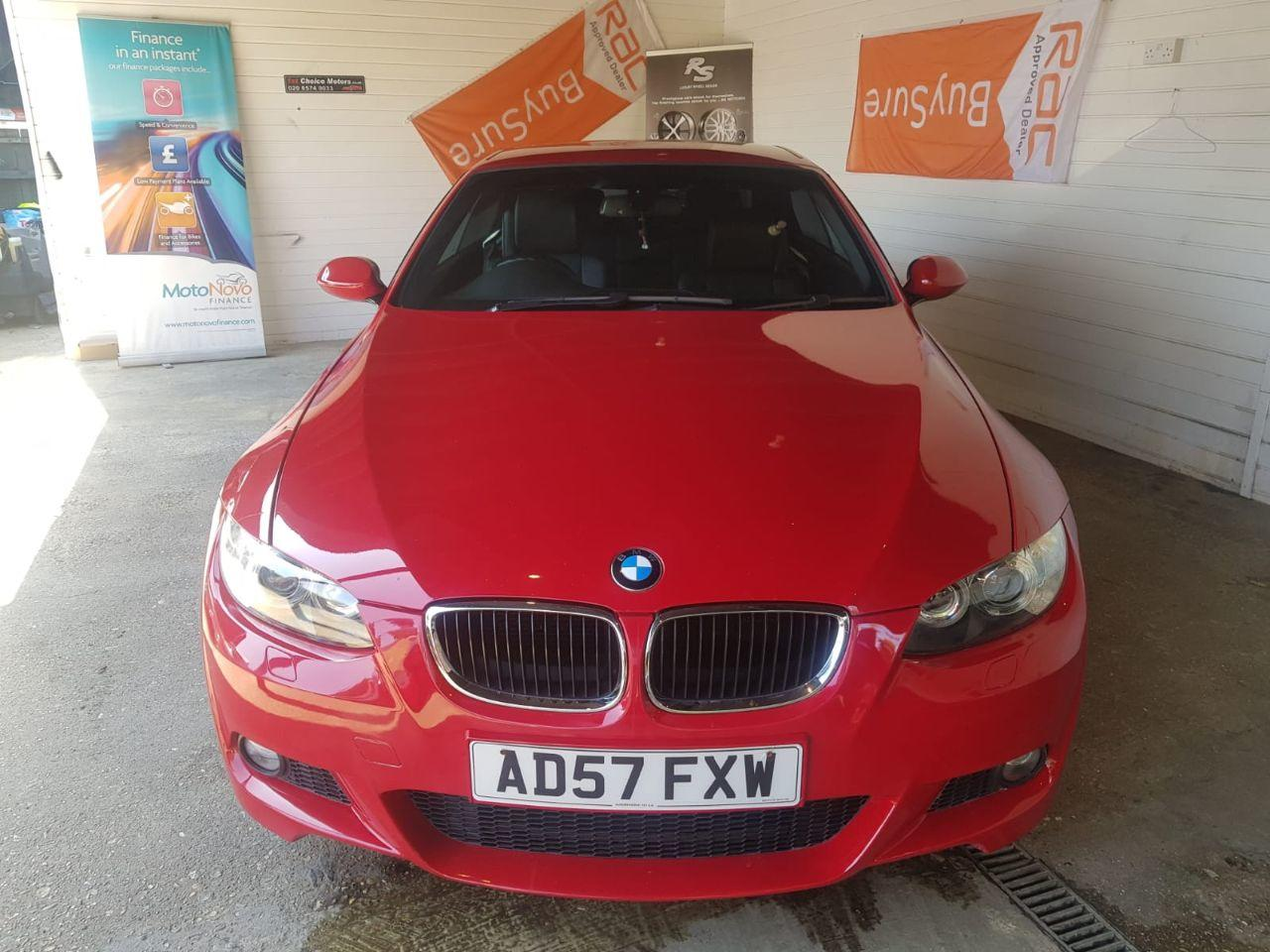 2007 BMW 3 Series 2.0 320i M Sport 2dr Step Auto