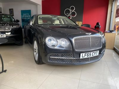Bentley Flying Spur 6.0 W12 4dr Auto Saloon Petrol Grey at 1st Choice Motors London