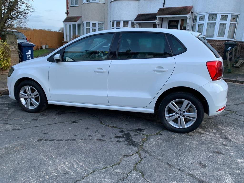 2017 Volkswagen Polo 1.0 Match 5dr